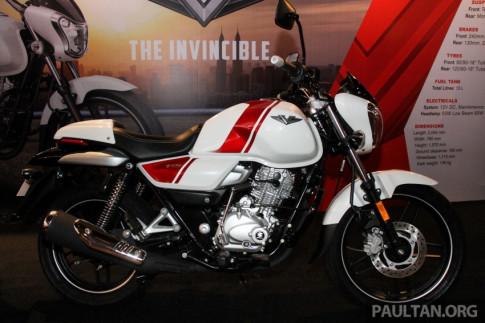 Xe côn tay 150 Modenas V15 giá 31 triệu gây sốt thị trường