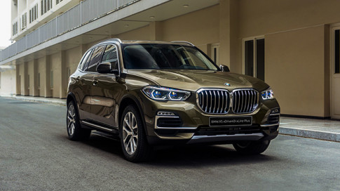 Xe SUV BMW X5 thế hệ thứ 4 ra mắt tại Việt Nam, giá hơn 4 tỷ đồng