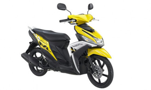 Yamaha Mio M3 125 giá 1.130 USD tại Indonesia