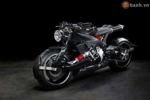 Yamaha R1 lột xác trong bản độ siêu dị từ Lazareth