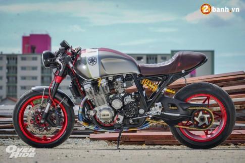 Yamaha XJR1300 mang phong cách Chiến binh mùa đông