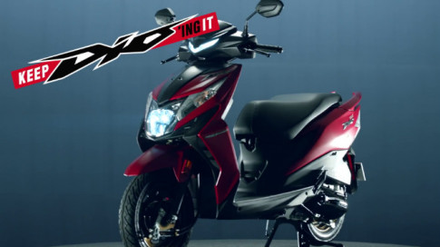 2020 Honda Dio TVC ra mat nhieu tinh nang moi gia re 188 trieu dong