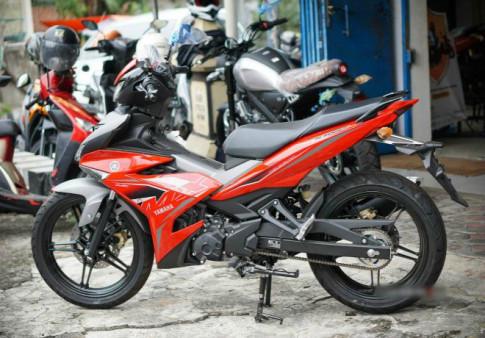 Bảng giá tính lệ phí trước bạ xe Yamaha mới nhất, MX King còn 33,8 triệu đồng