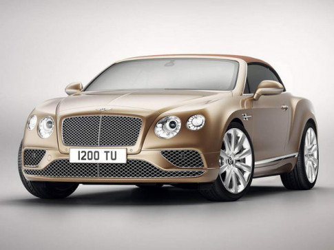 Bentley Continental GT Timeless Series: Lời chia tay
