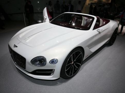 Bentley giới thiệu siêu phẩm EXP 12 Speed 6e