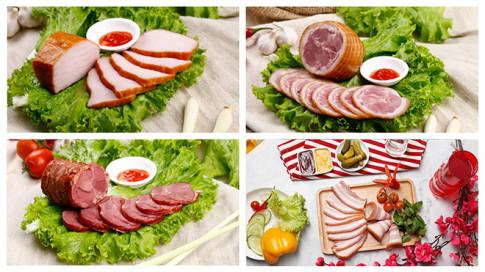 Món ăn ngon, tiện lợi trong ngày tết