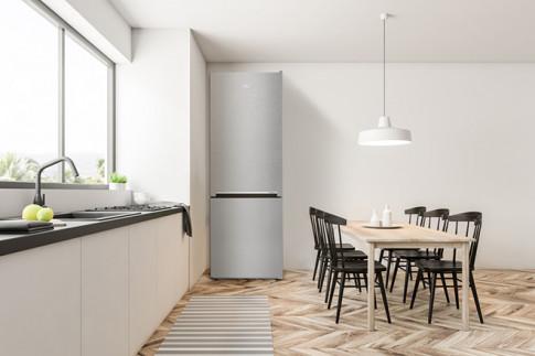 Muốn dự trữ đồ ăn Tết hiệu quả, người dùng hãy nghĩ đến tủ lạnh chuẩn Âu