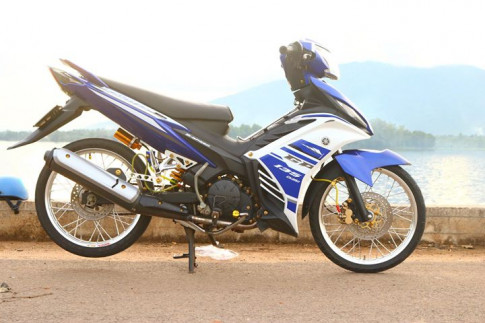 Chiêm ngưỡng Exciter 135 độ cứng cáp của Biker Việt