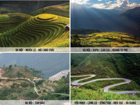 10 cung đường biker Việt nên đến trong đời