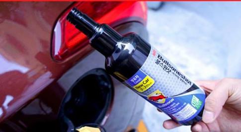 Bullsone shot Phụ gia xăng cao cấp - Tăng tốc sức mạnh động cơ xe