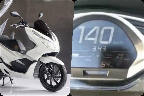 [Clip] PCX 150 2018 Với động cơ cải tiến đạt TopSpeed 140km/h
