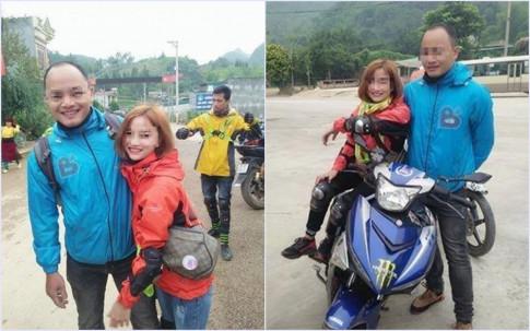 Cô nàng ' phượt thủ ' đi phượt cùng bố ở Hà Giang bị dân mạng bốc phốt