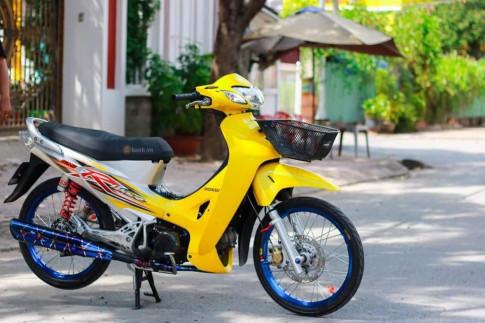 Honda Future dọn phong cách Wave đậm chất Thái