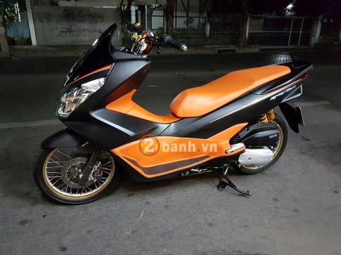 Honda PCX 150 độ chất xuyên màn đêm