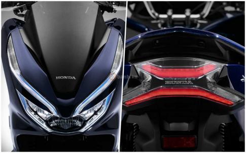 Honda PCX 2018 lần đầu tiên áp dụng công nghệ Hybrid