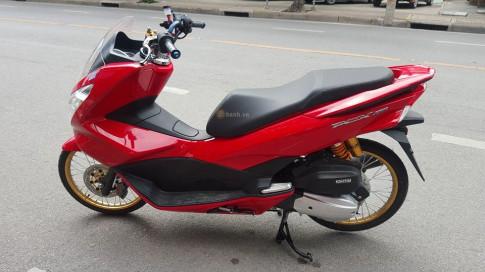 Honda PCX đậm chất chơi với bản độ ngàn đô