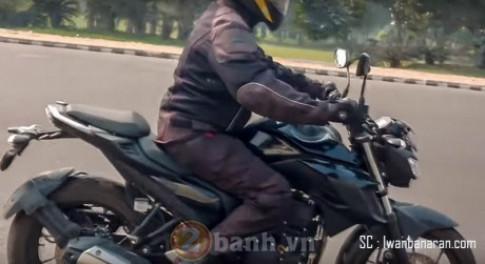 Lộ ảnh Yamaha FzS 2017 trên đường chạy thử