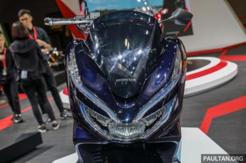 PCX Hybrid chính thức ra mắt tại Malaysia với giá rẻ hơn gần 15 triệu Đồng