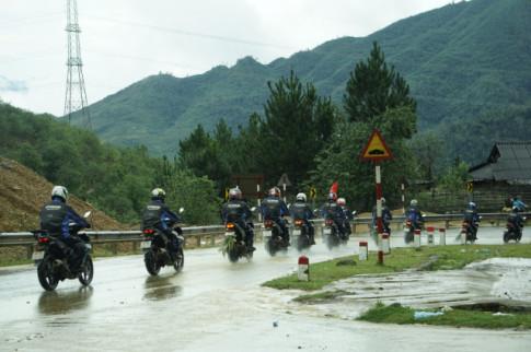 Phần II: Exciter 150 2019 cùng hành trình xuyên Việt 3.500 km từ Sài Gòn đến Hà Giang