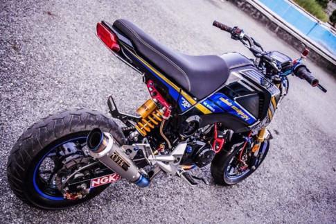 Super minibike siêu khủng với bản độ hoành tráng