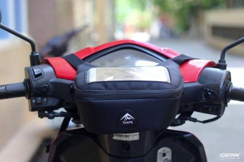 Túi treo đầu xe máy Ver 4.0 Mới nhất năm 2018