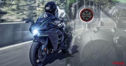 Kawasaki cho ra mắt Ninja H2 2019 nâng sức mạnh lên đến 231PS vào ngày 17/8 tới