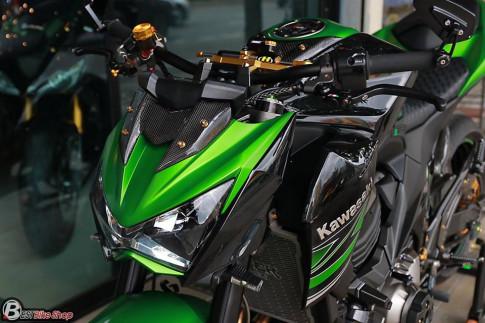 Kawasaki Z800 bản Make Over hoàn hảo trên đất Thái