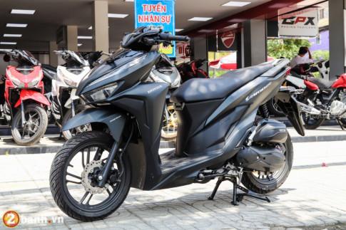 Cận cảnh chi tiết Honda Vario 150 2018 giá dưới 70 triệu VND