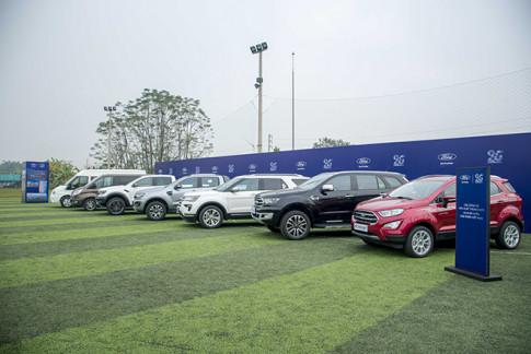 Ford tam ngung hoat dong nha may tai Hai Duong vi Covid-19