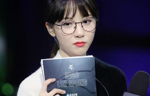 Hàn Quốc: Nữ MC của giải Liên Minh Huyền Thoại phải xét nghiệm Covid-19