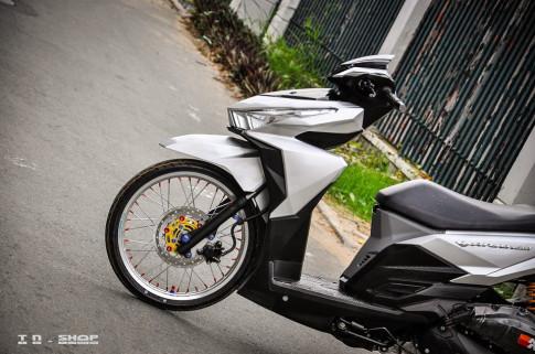 Honda Vario 150 độ đầy đẳng cấp với vẻ đẹp ' chim sa cá lặn '
