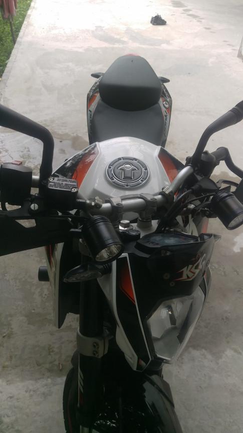 KTM 200 ABS