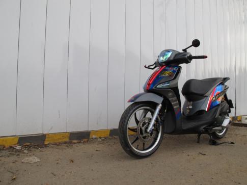 [Liberty ABS] Bản độ nhẹ của biker HCM