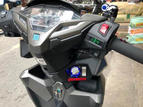 Vario 150 độ loạt đồ chơi đắt tiền của chàng biker Việt