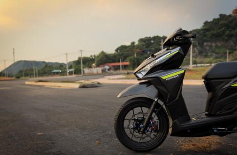 Vario 150 độ toát lên vẻ đẹp sang chảnh của biker Đồng Nai