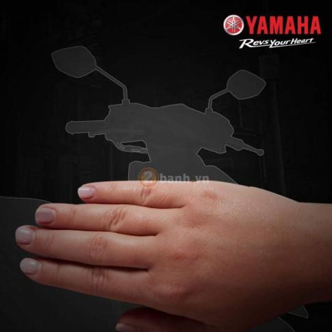 Yamaha chuẩn bị ra mắt xe mới vào ngày 17/1 tới