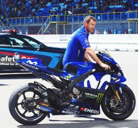 Yamaha M1 sẽ áp dụng hệ thống điện tử đến từ WSBK