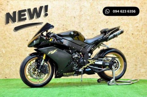 Yamaha R1 2008 - Vẻ đẹp đi cùng thời gian