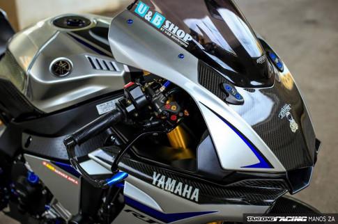 Yamaha R1M siêu mô tô giới hạn độ cuốn hút với dàn option hạng nặng