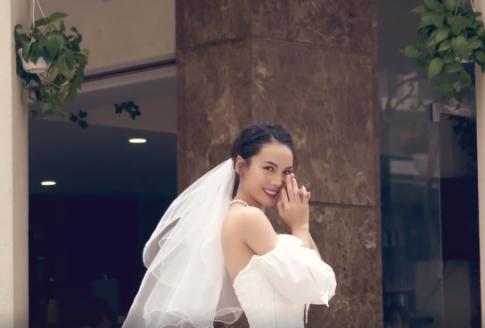 Yến Trang gợi ý váy cưới thanh thoát cho nàng mảnh mai