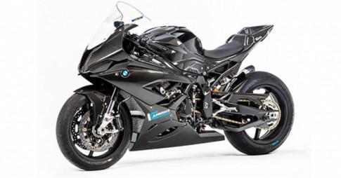 BMW phát triển hệ thống SuperCharge dành cho mẫu Superbike mới
