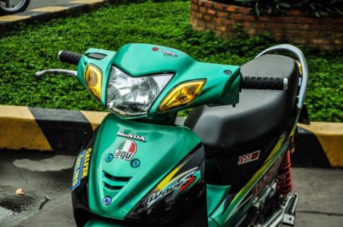 Future 2 lột xác cực chất theo Style Thái của biker Việt