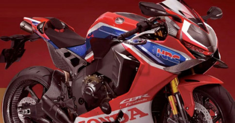 Honda CBR1000RR mới với sức mạnh 220 mã lực sẵn sàng tấn công TMS 2019