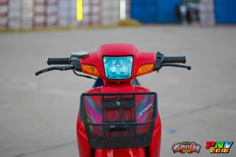 Honda Smile 110 độ: huyền thoại 2 thì với dàn chân siêu hiện đại