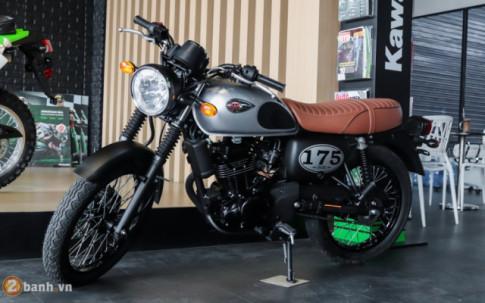 Kawasaki W175 bị triệu hồi toàn bộ ở Việt Nam vì lỗi kỹ thuật