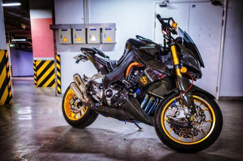 Kawasaki Z1000 'thần thánh' một thời hóa thành siêu phẩm trong diện mạo mới
