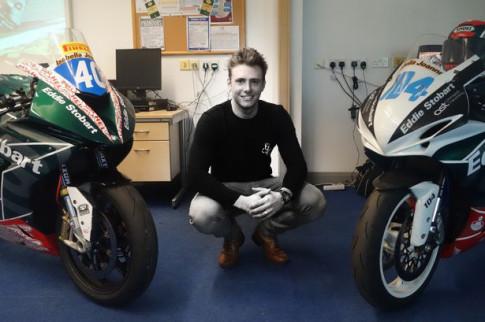 Tay đua Daley Mathison hy sinh đáng tiếc trong cuộc đua Isle of Man TT 2019