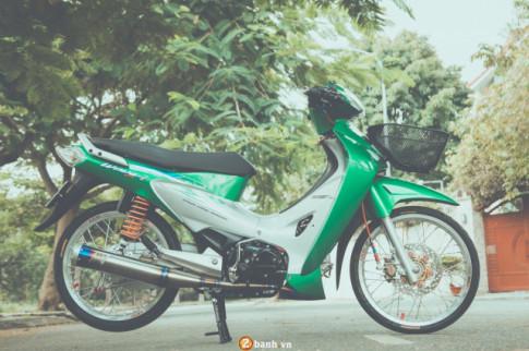 Wave 125i độ phong cách Thailand với option đồ chơi hơn 200 triệu đồng