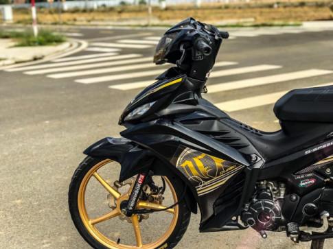 Exciter 135 độ thước tha hơn trong bộ 'trang phục' mang phong cách Malay