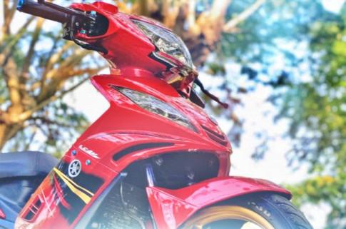 Yamaha Exciter 135 đẹp xuất sắc với diện mạo mới đầy nổi bật